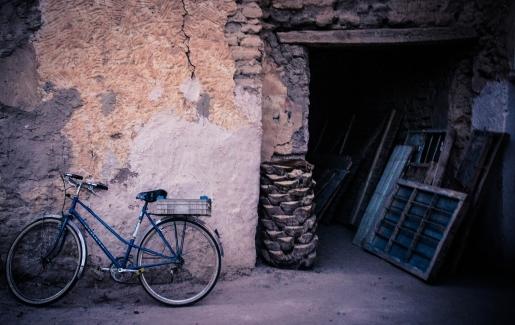 Vélo de Lichana